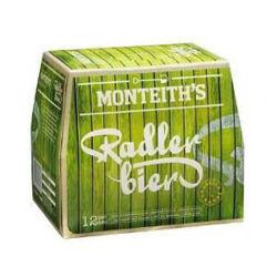 Picture of MONTEITHS RADLER 330ML BOTTLES 12 PACK