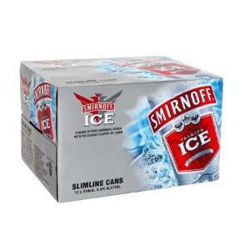Picture of SMIRNOFF ICE RED 5% 12 Pack CANS 250ML