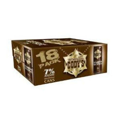 Picture of Codys & Cola 7% 18 Pack Cans 250ml